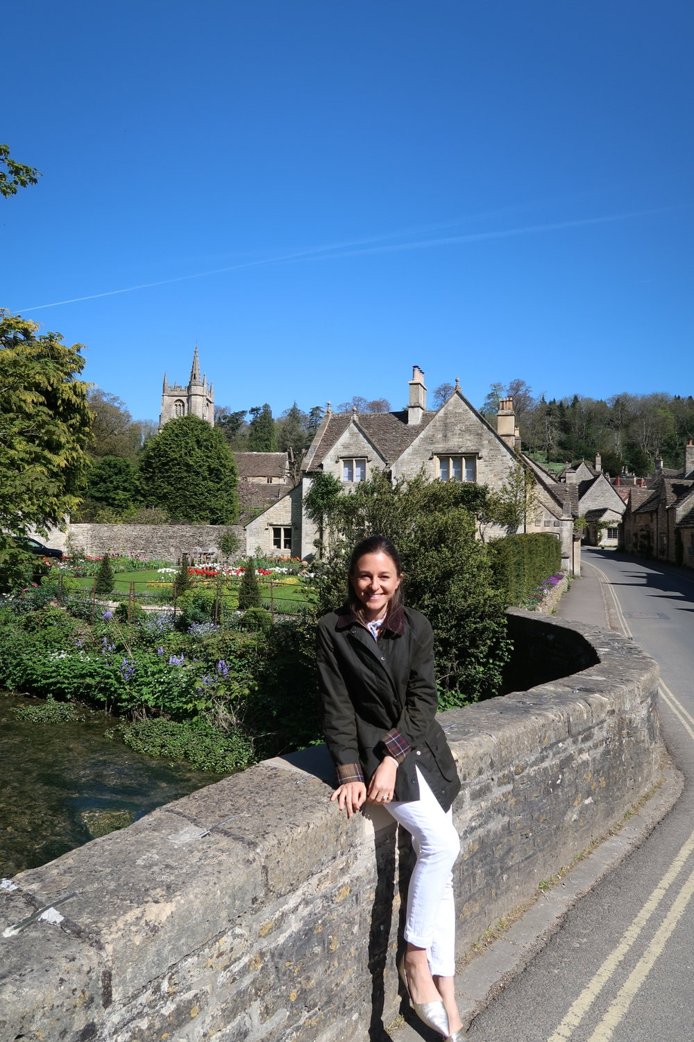 Weekend in the Cotswolds | Castle Combe