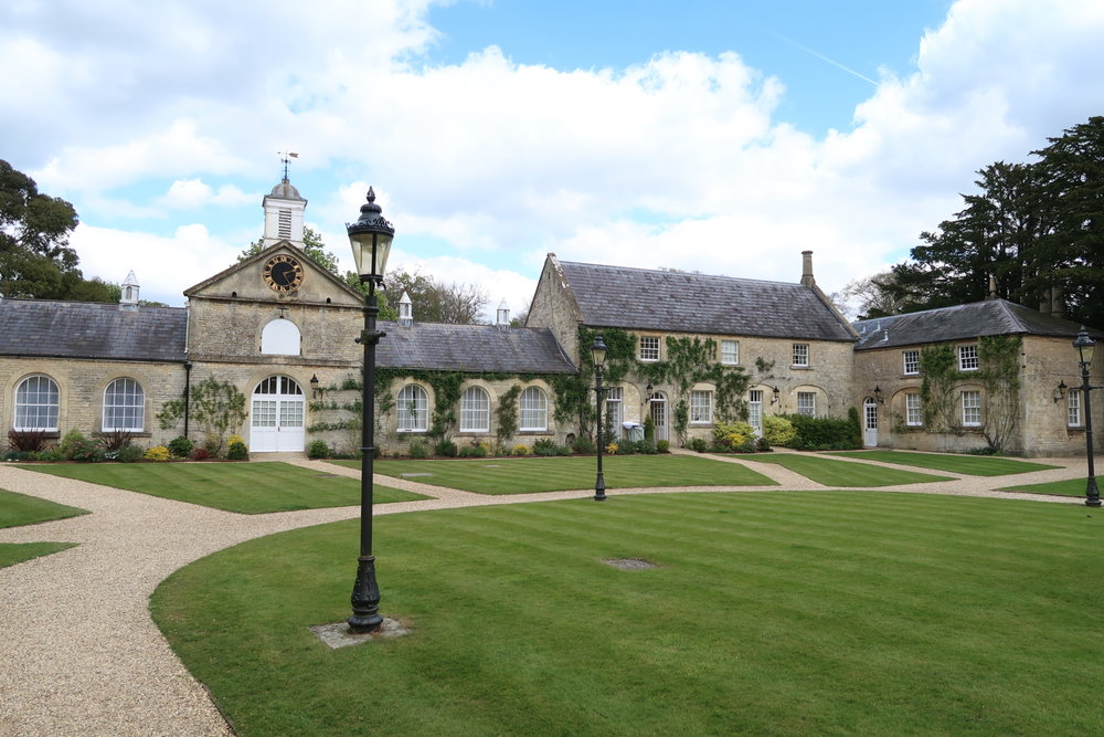 Weekend in the Cotswolds | Lucknam Park