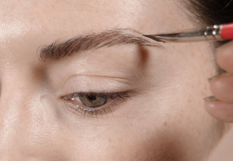 Brow Tutorial Katie Jane Hughes
