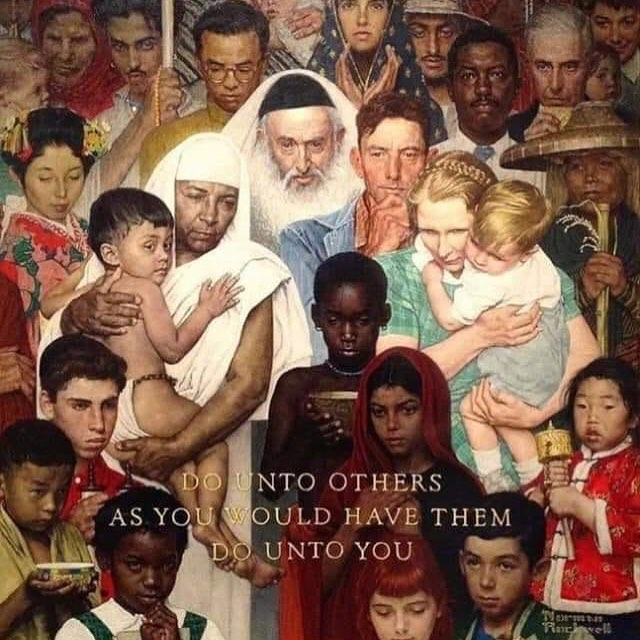 Norman Rockwell 1961