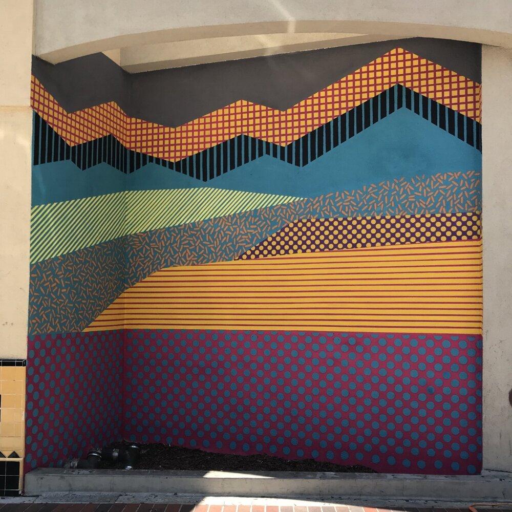 exterior murals blank canvas lamurals