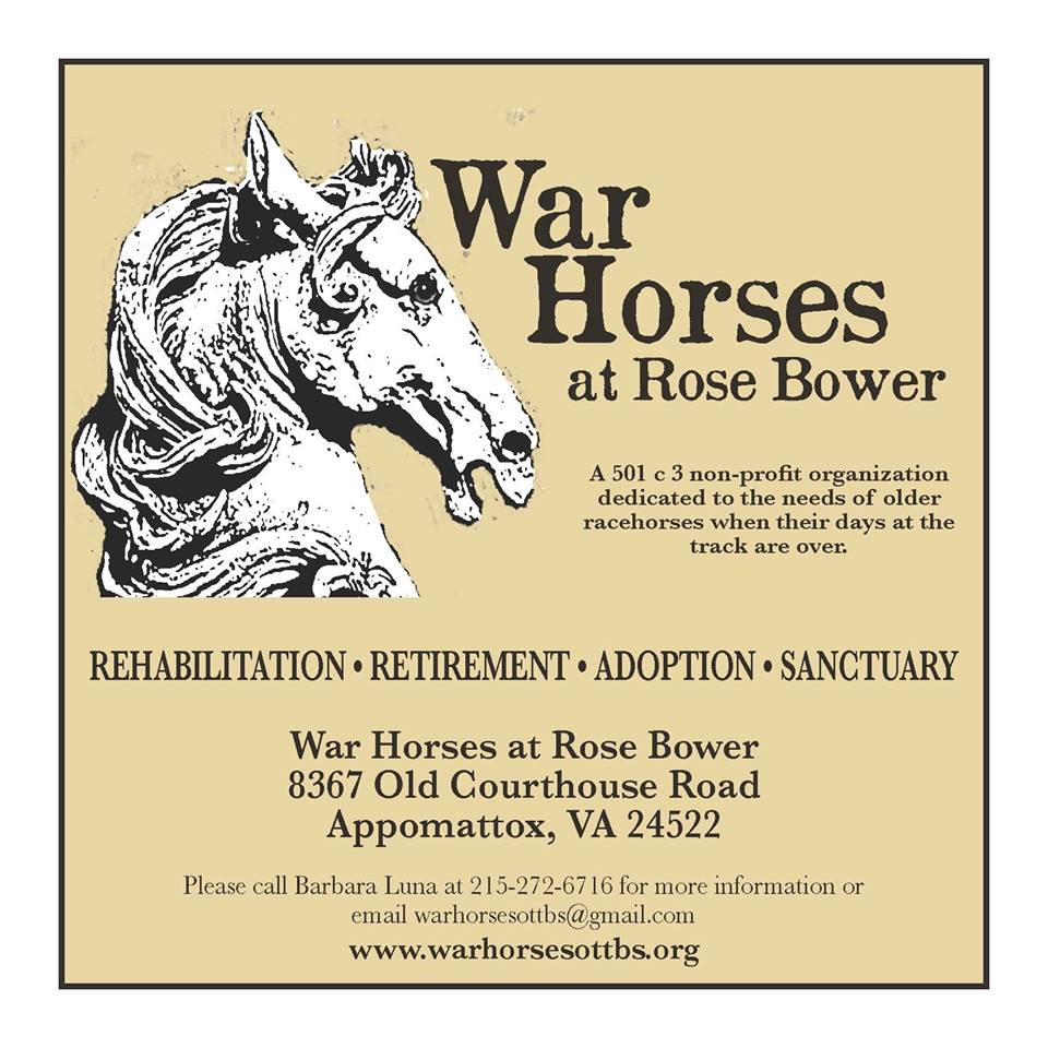War Horses at Rose Bower