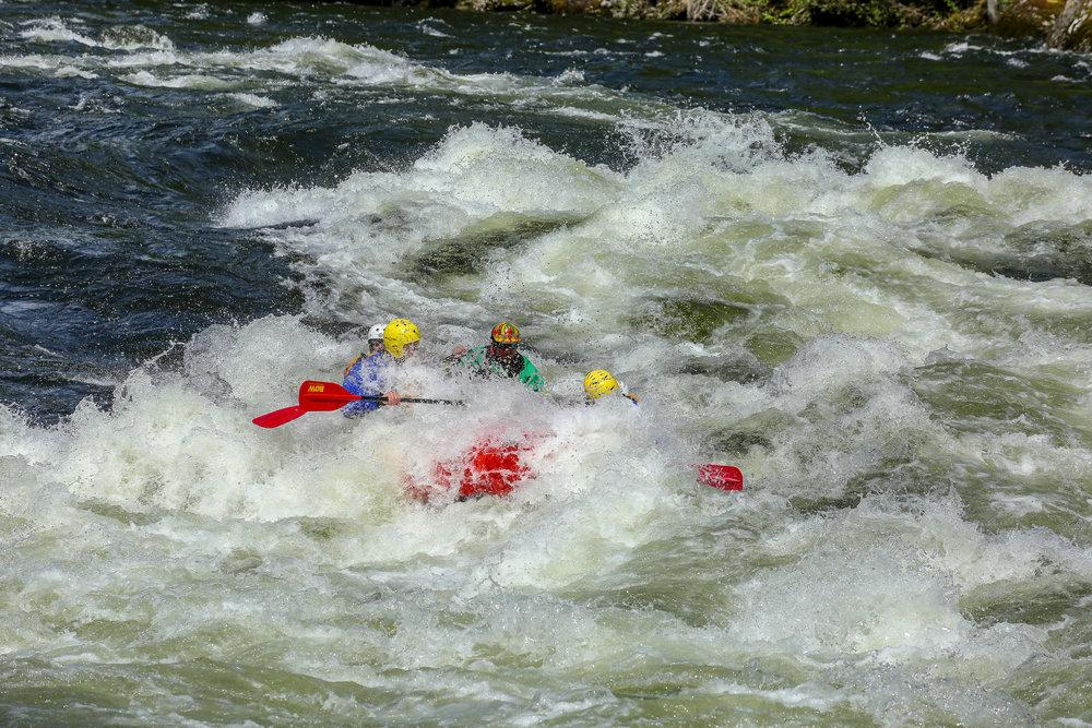 Rafting Adventures -