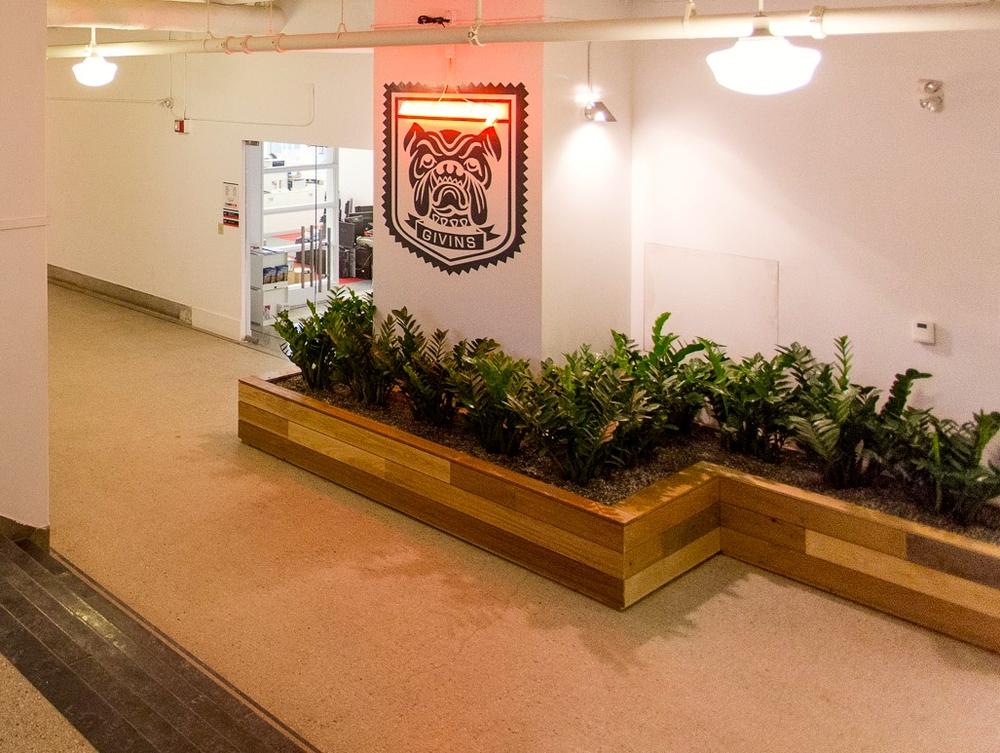 artscape youngplace planter