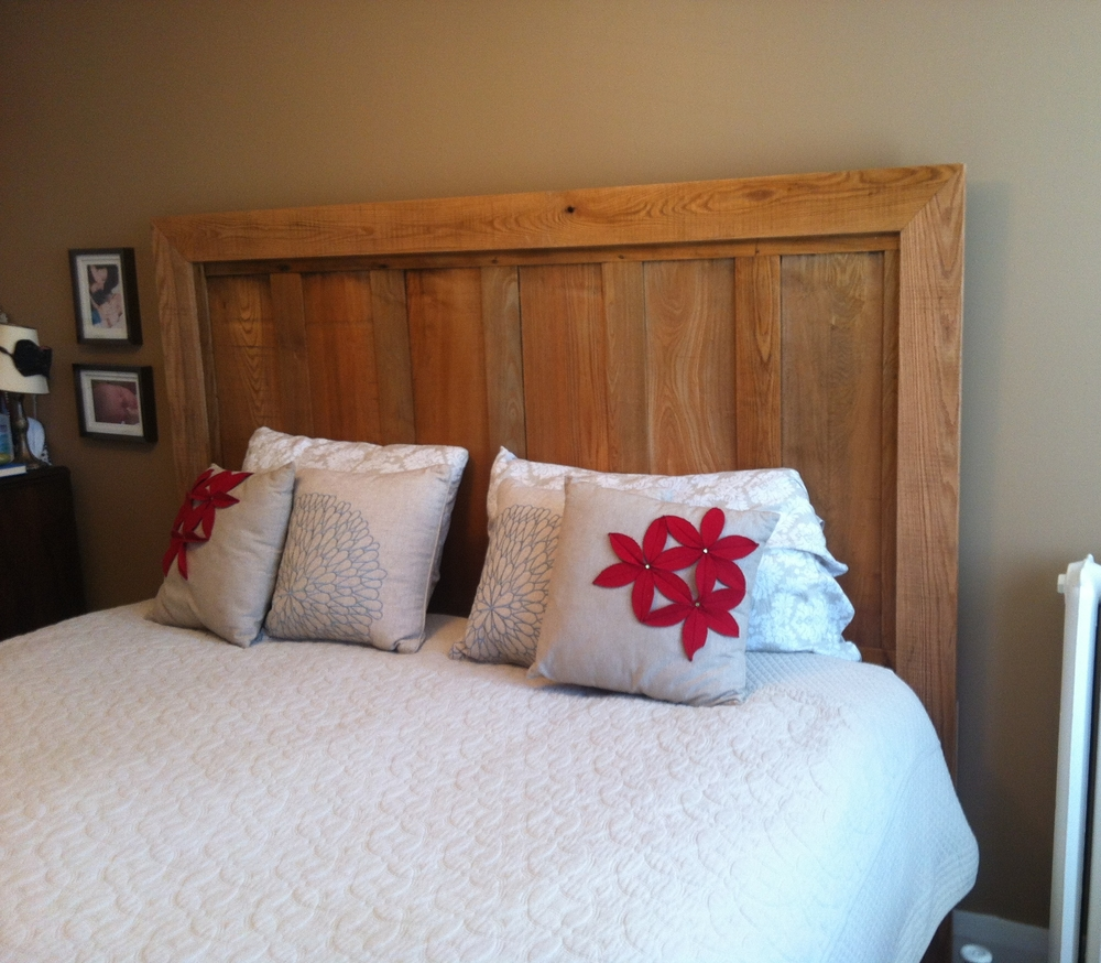 luther headboard