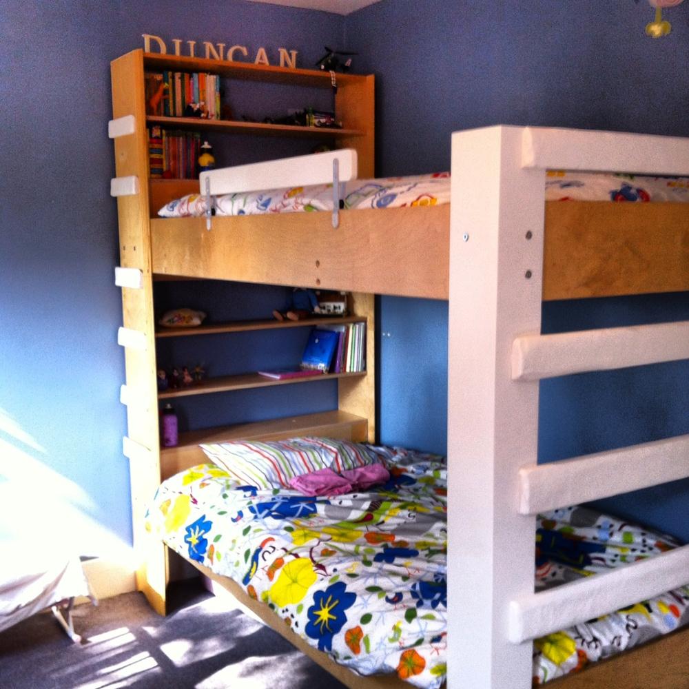 duncan's bunks