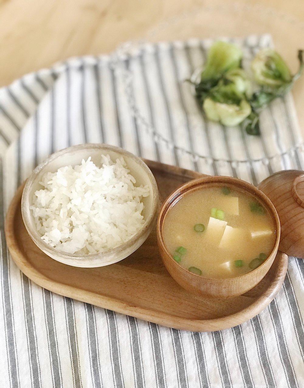 A&A Vegan Miso Soup