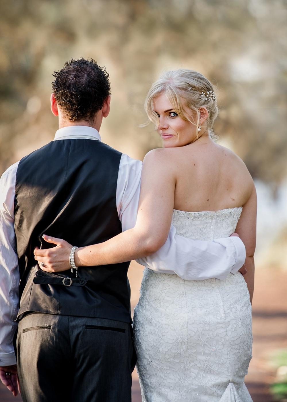 Bride and Groom Ascot Quays