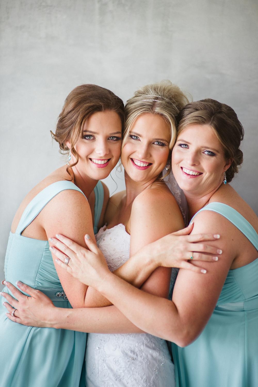 Bride and Bridesmaids Fremantle
