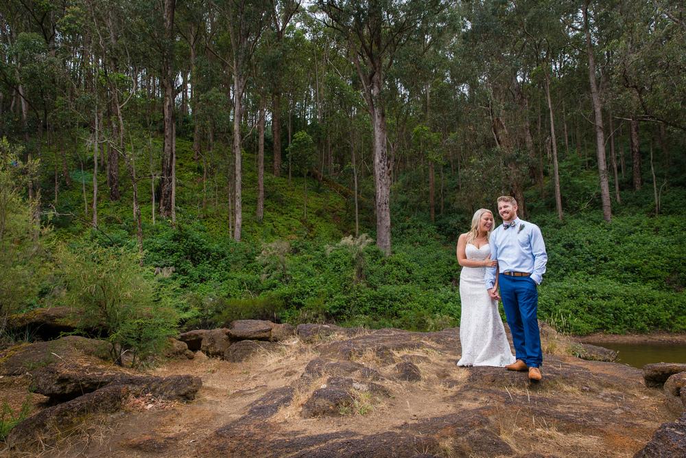 Wedding Photography Nanga Bush Camp