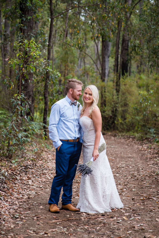 Bride and Groom Nanga Bush Camp
