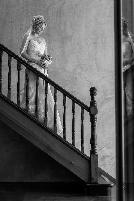 Bride Portrait Fremantle Wedding