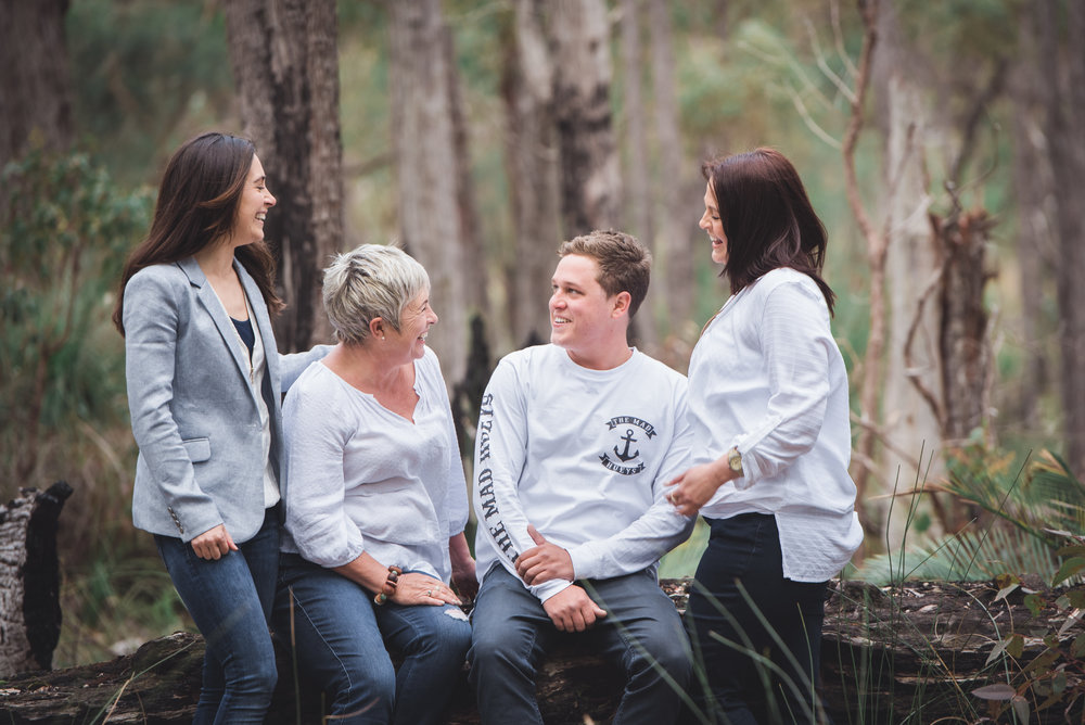 Perth Family Portraits