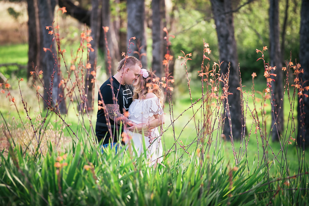 Mandurah Maternity and Engagement Photography