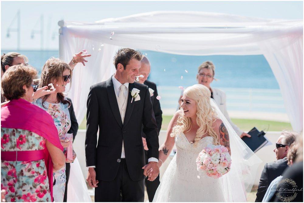 Wedding Ceremony The Cruising Yacht Club Rockingham