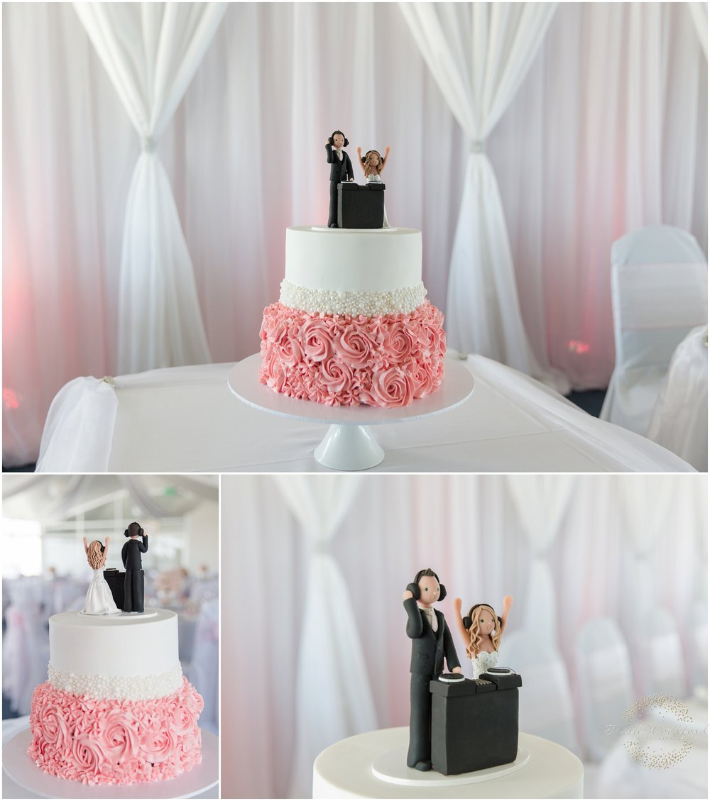 Wedding Cake Rockingham Wedding