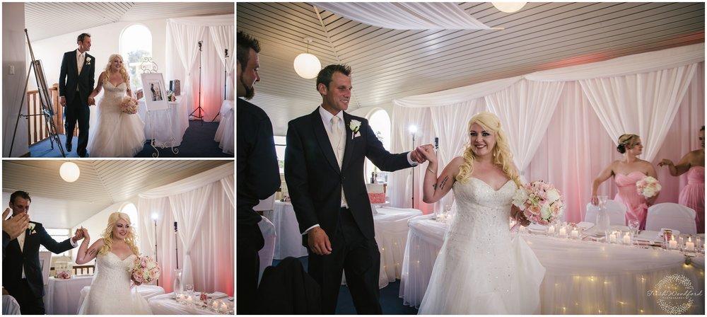 Reception The Cruising Yacht Club Rockingham Wedding
