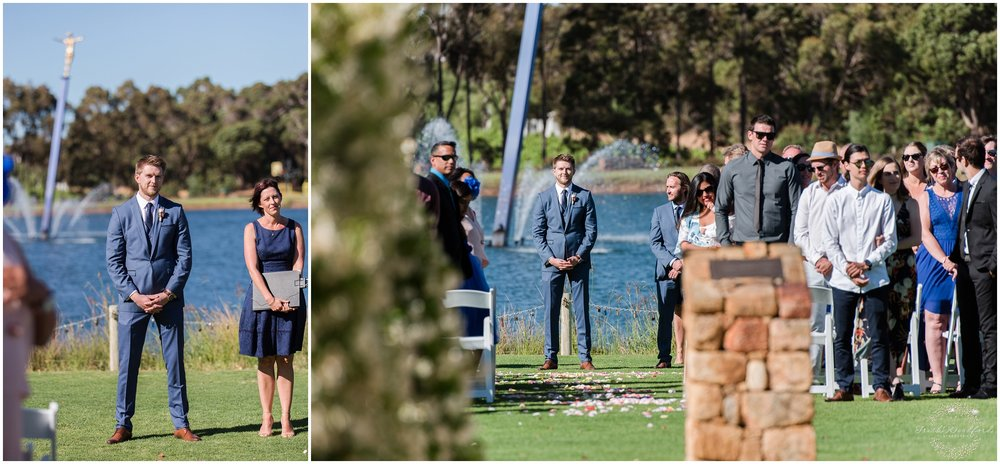 Laurance Wine Wedding Margaret River