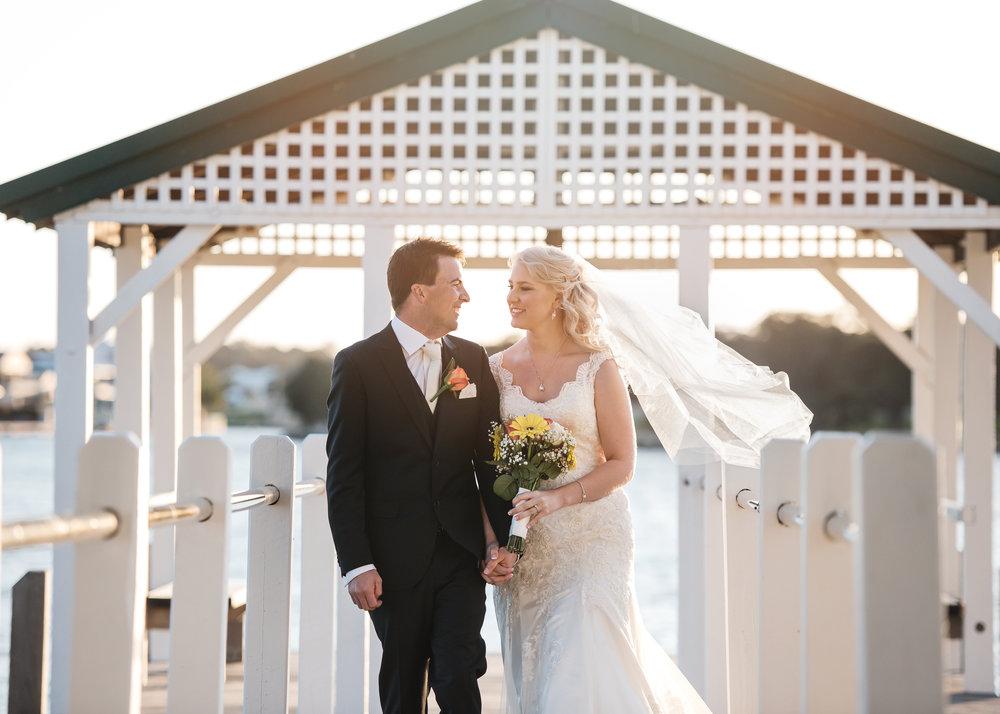Mandurah Wedding Photograph