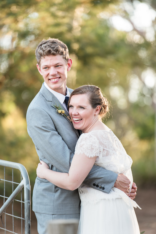 Fairbridge Village Bride and Groom