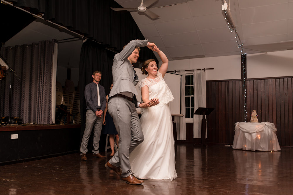 Fairbridge Village Wedding Reception