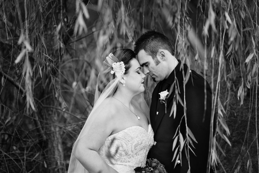 Bride and Groom Redcliffe on the Murray