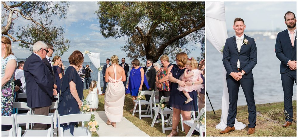 matilda bay perth wedding