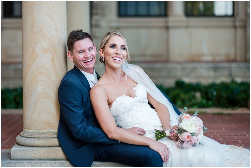 Perth Wedding Photography UWA
