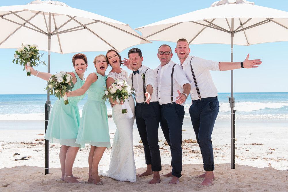 Melros Beach Wedding Dawesville