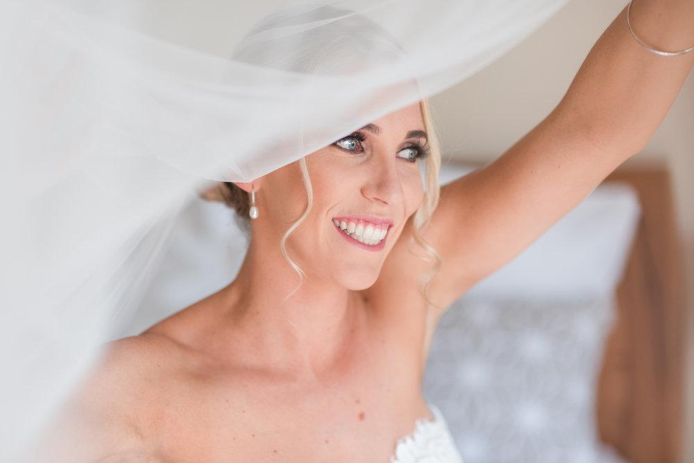 Bridal Portrait Matilda Bay Wedding