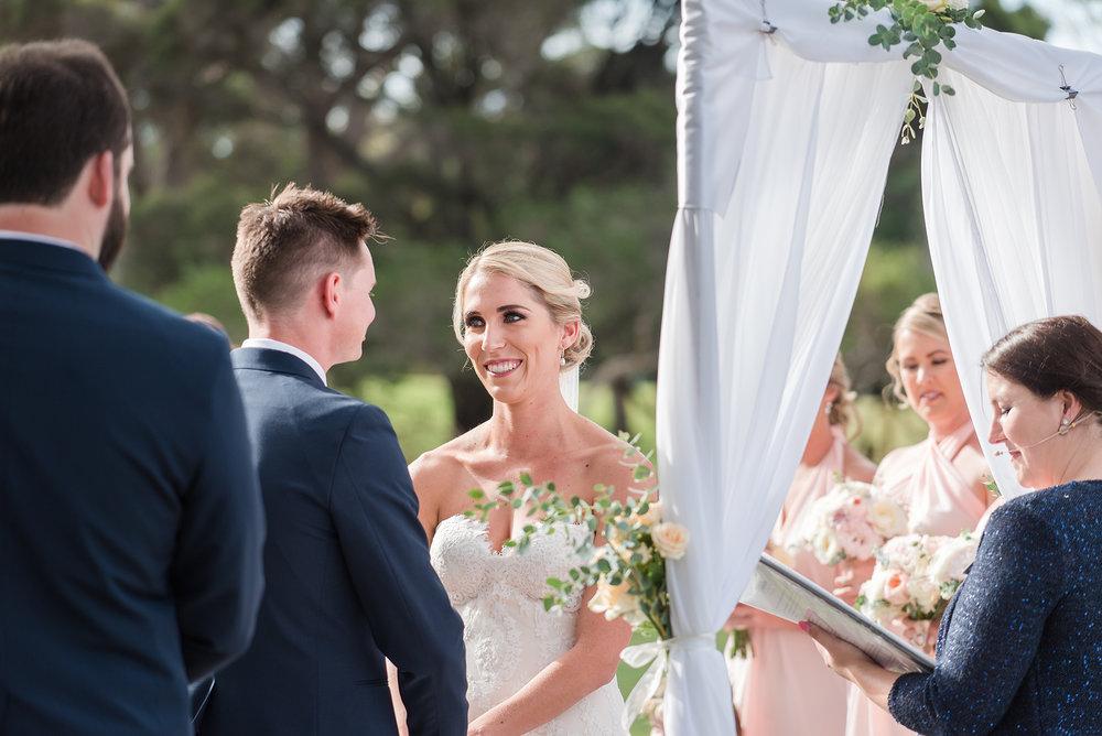 Wedding Ceremony Matilda Bay