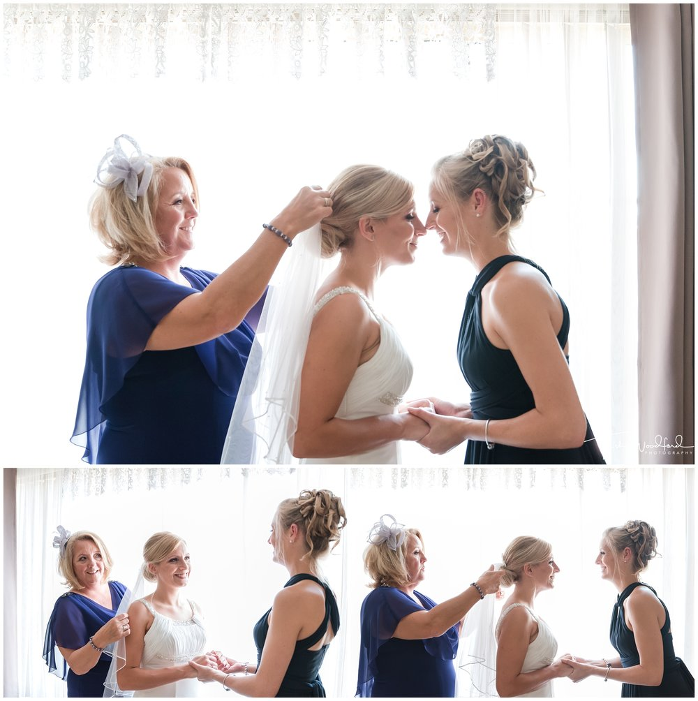 Perth Wedding Bride Getting Ready