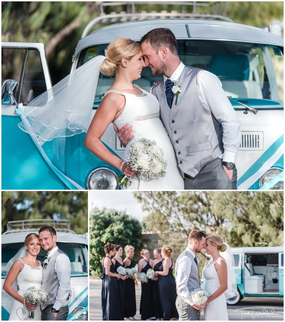 Perth Wedding Photography Bridal Party Combi