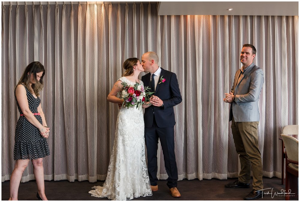Perth Registry Office Wedding