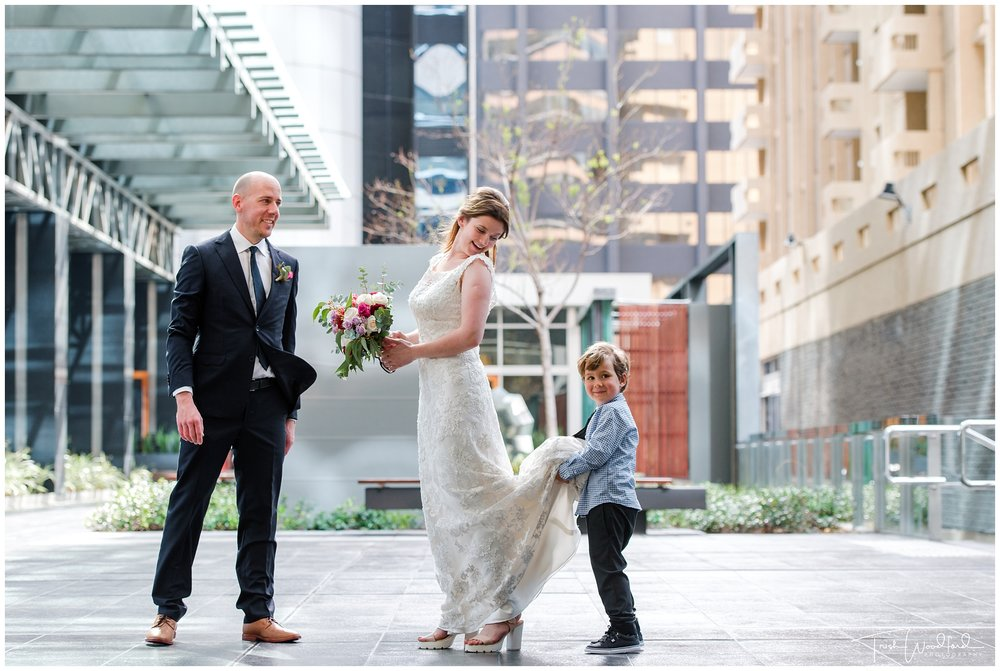 Perth City Wedding