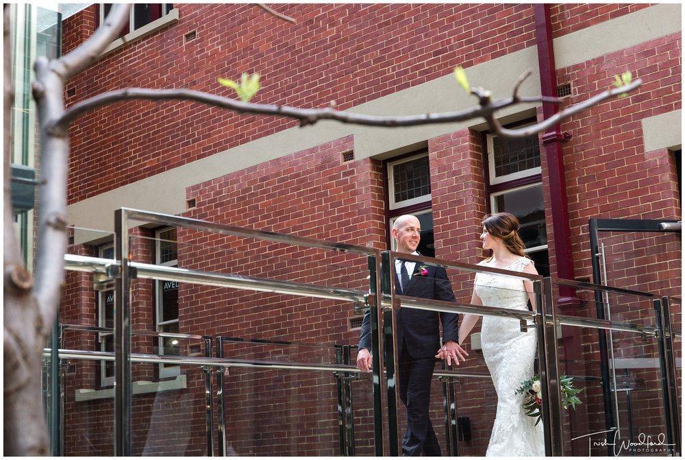 Perth City Wedding Photography