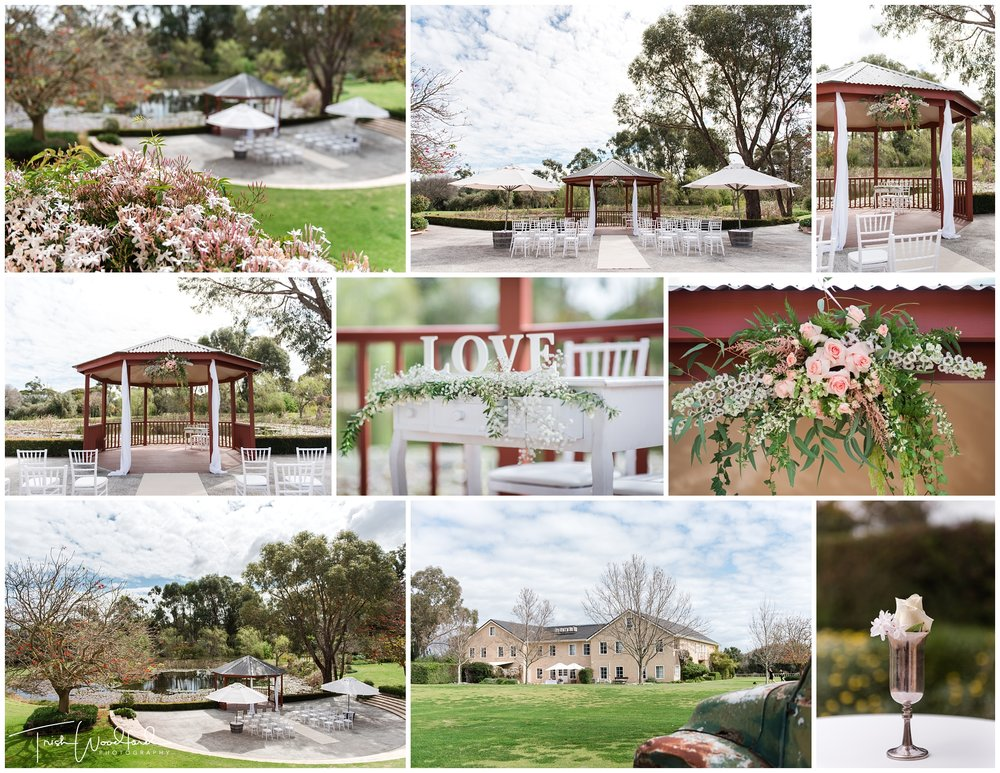 PopUp Wedding Peel Manor House Mandurah