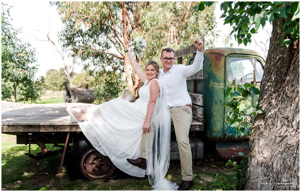 Peel Manor House Mandurah Wedding