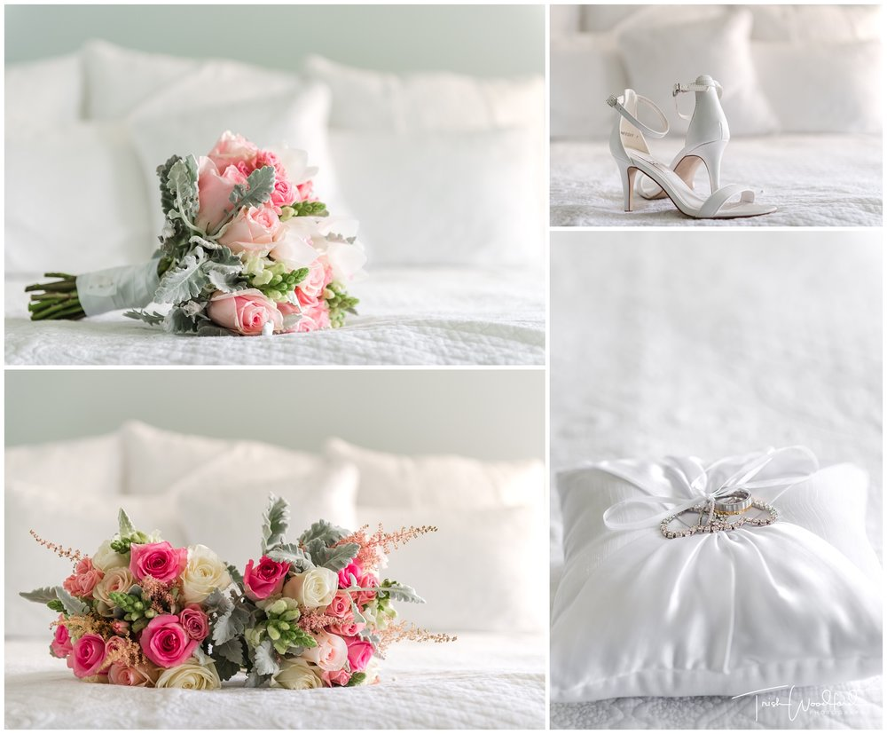Peel Manor House Wedding Details