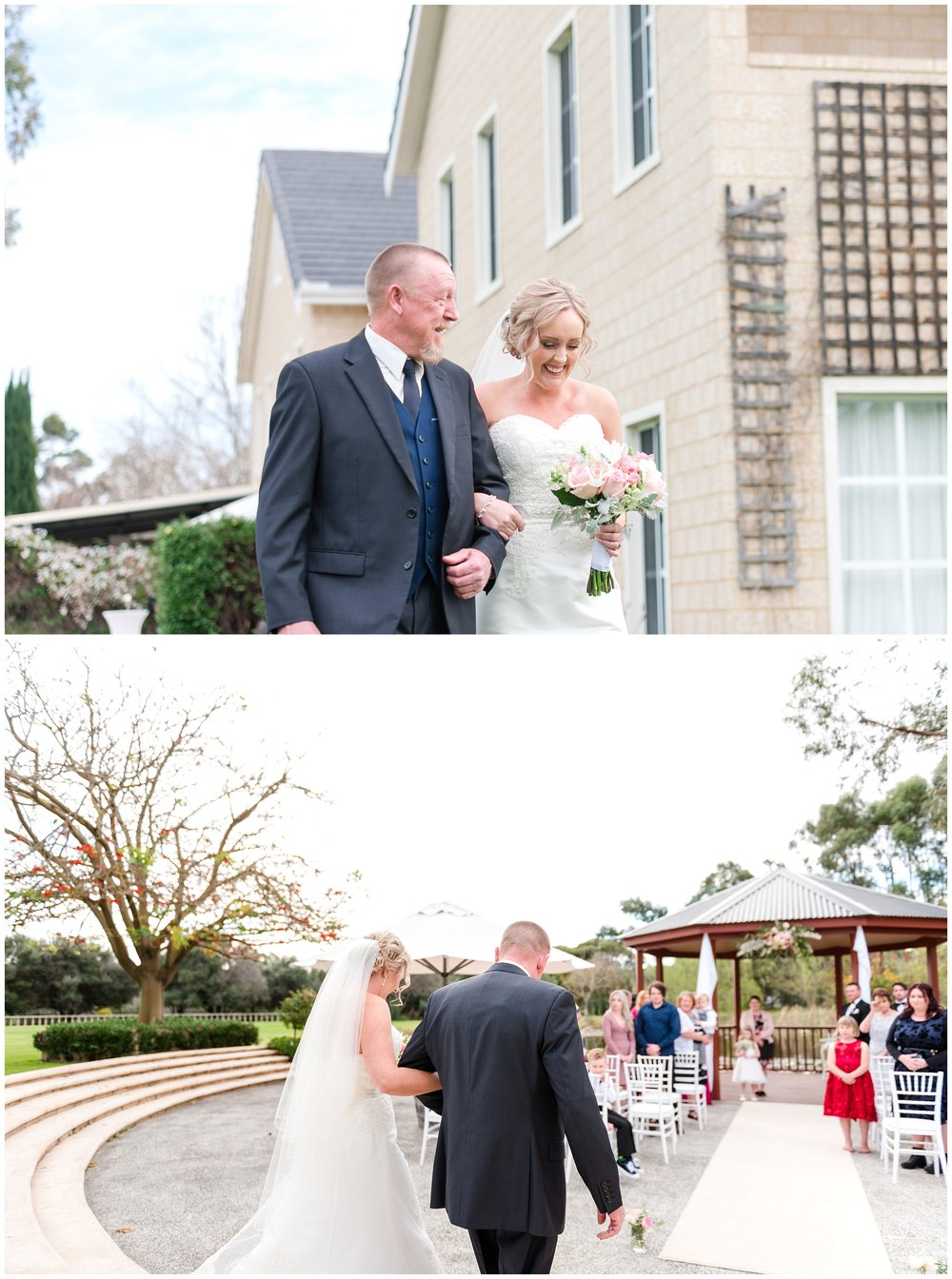 Peel Manor House Wedding Ceremony