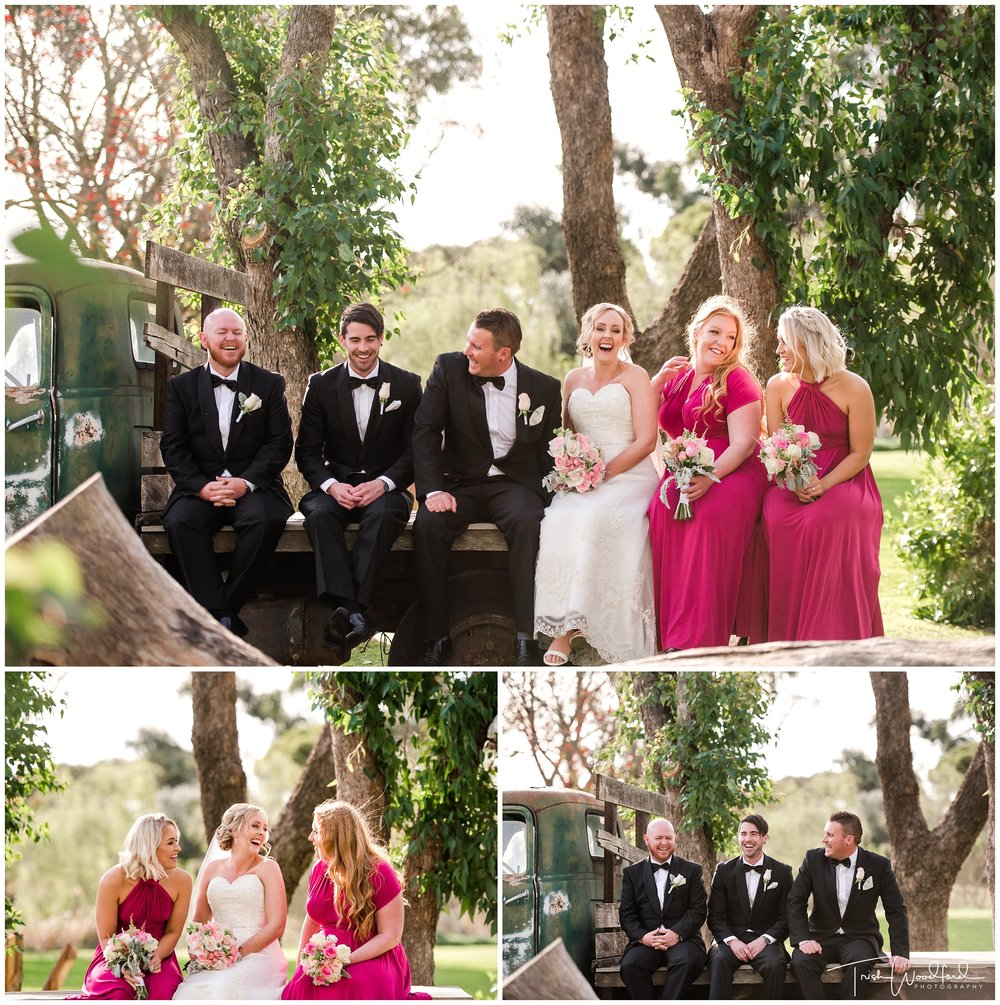 Peel Manor House Mandurah Bridal Party