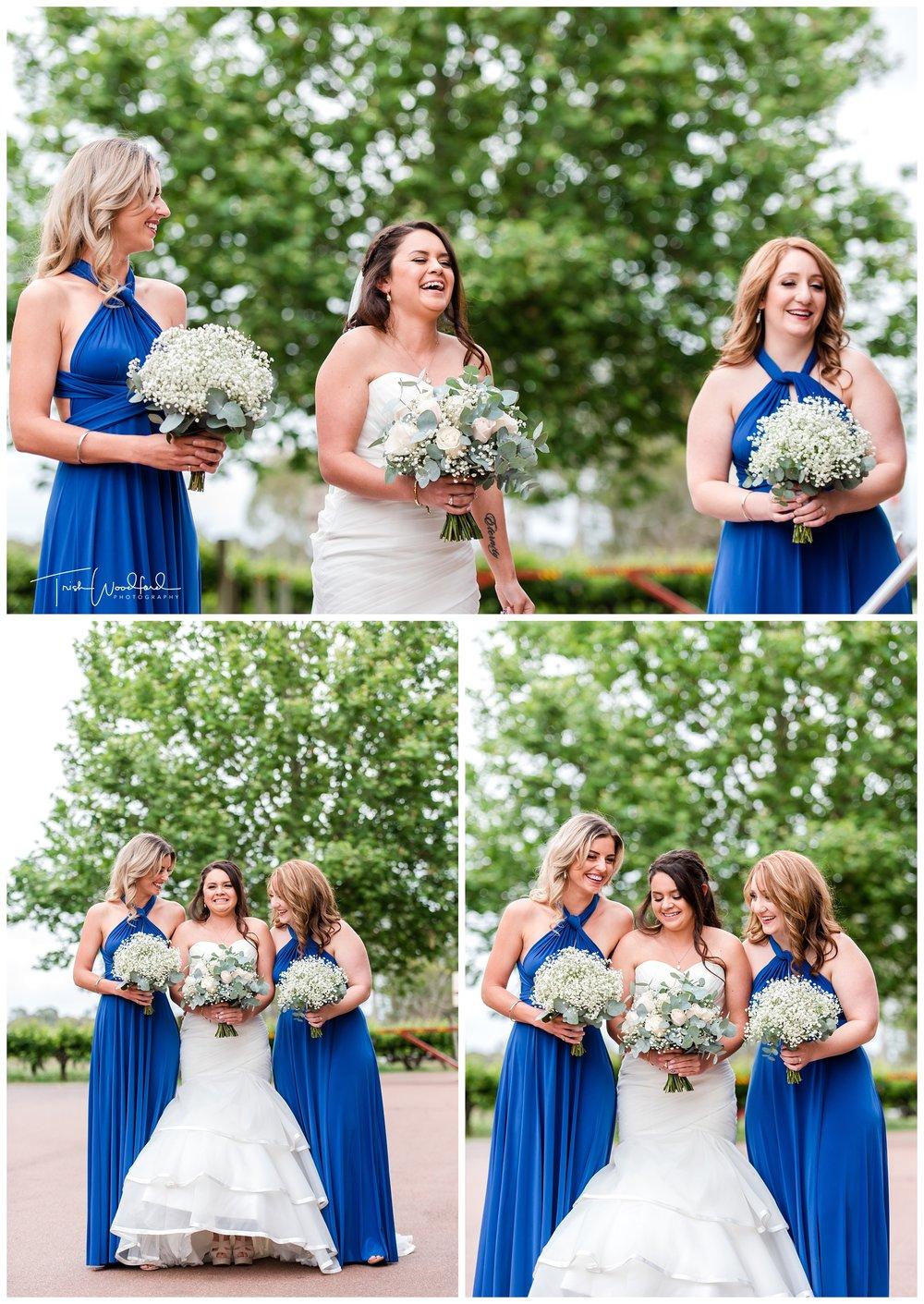 Sandalford Bride&Bridesmaids