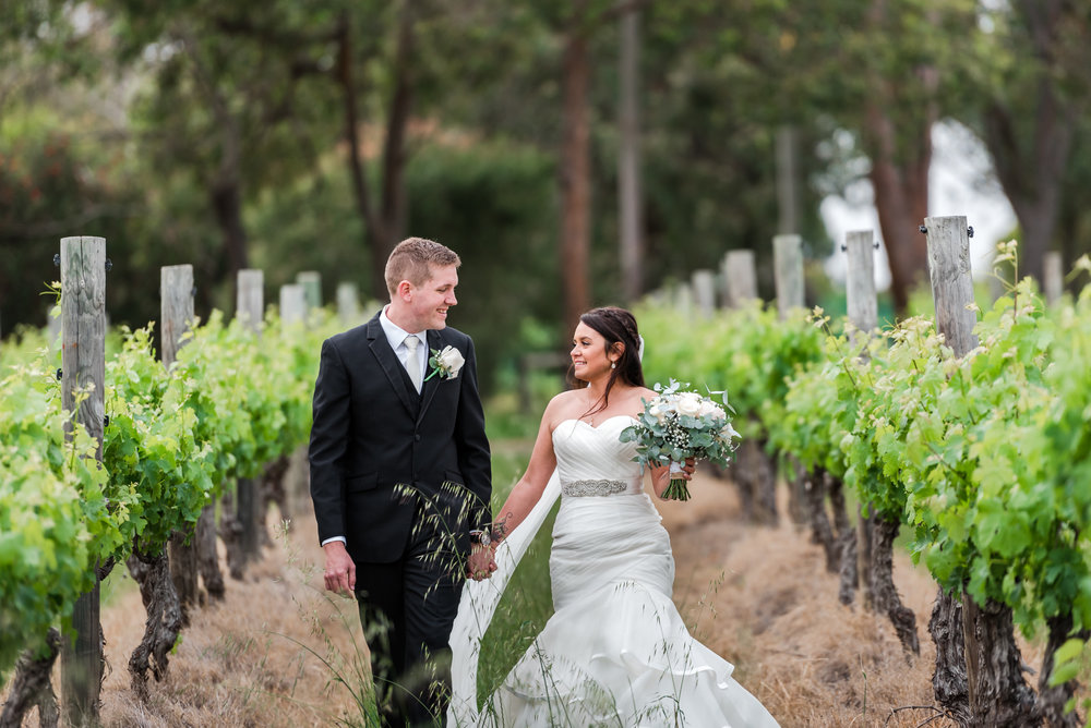 Sandalford Swan Valley Wedding