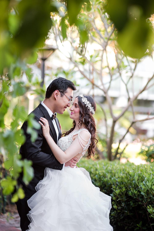 Stirling Gardens Wedding