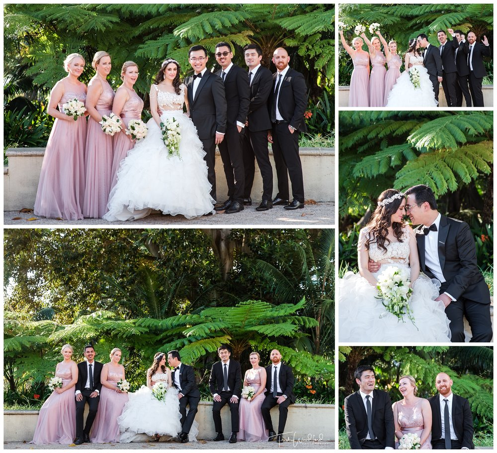 Stirling Gardens Perth Wedding Photos