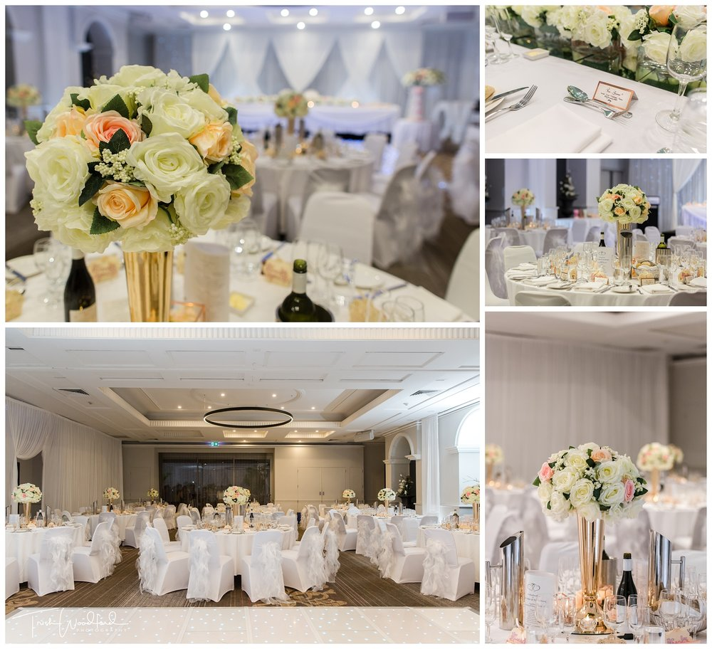 Parmelia Hilton Perth Wedding Reception