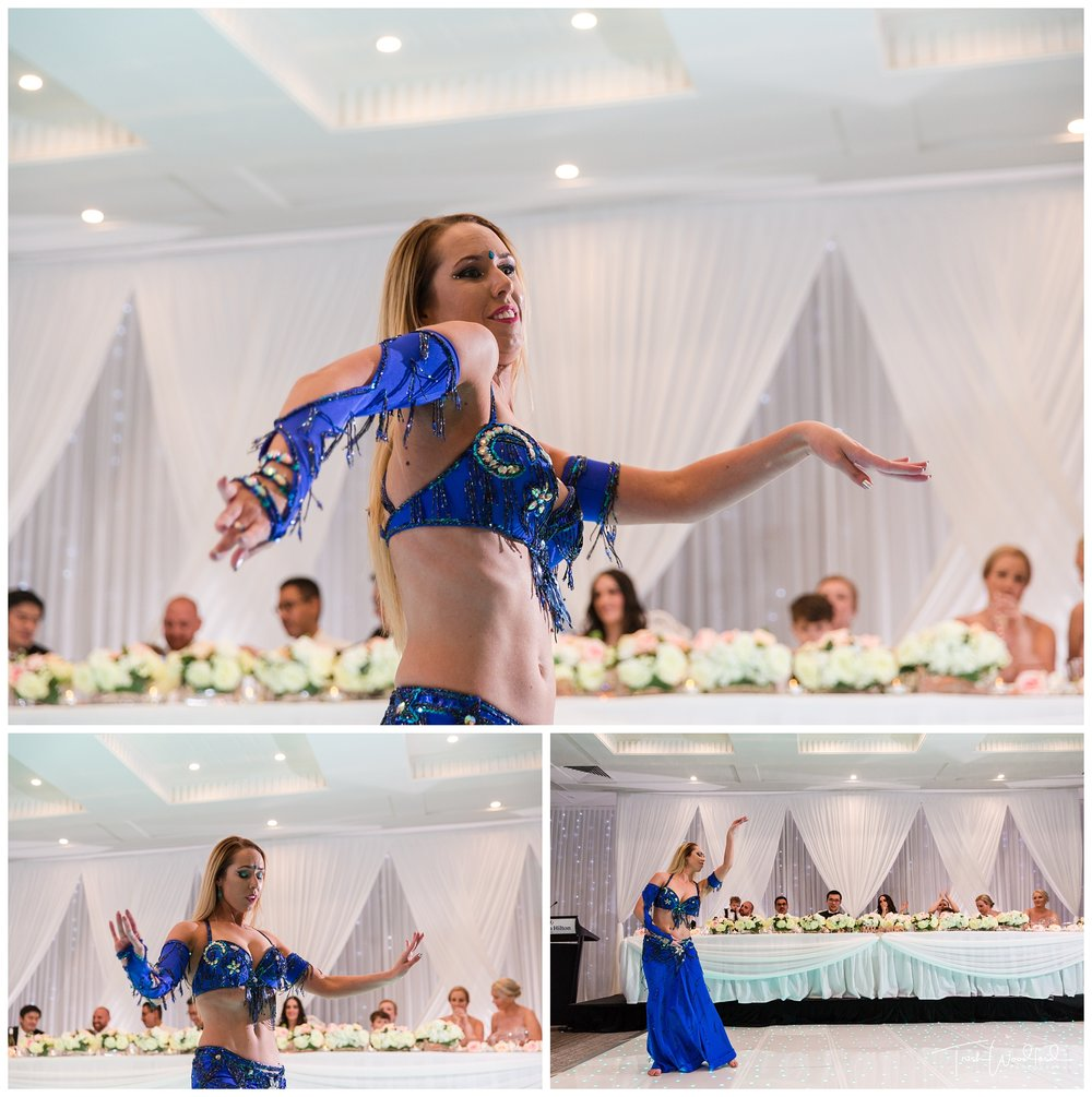 Perth Wedding Belly Dancer