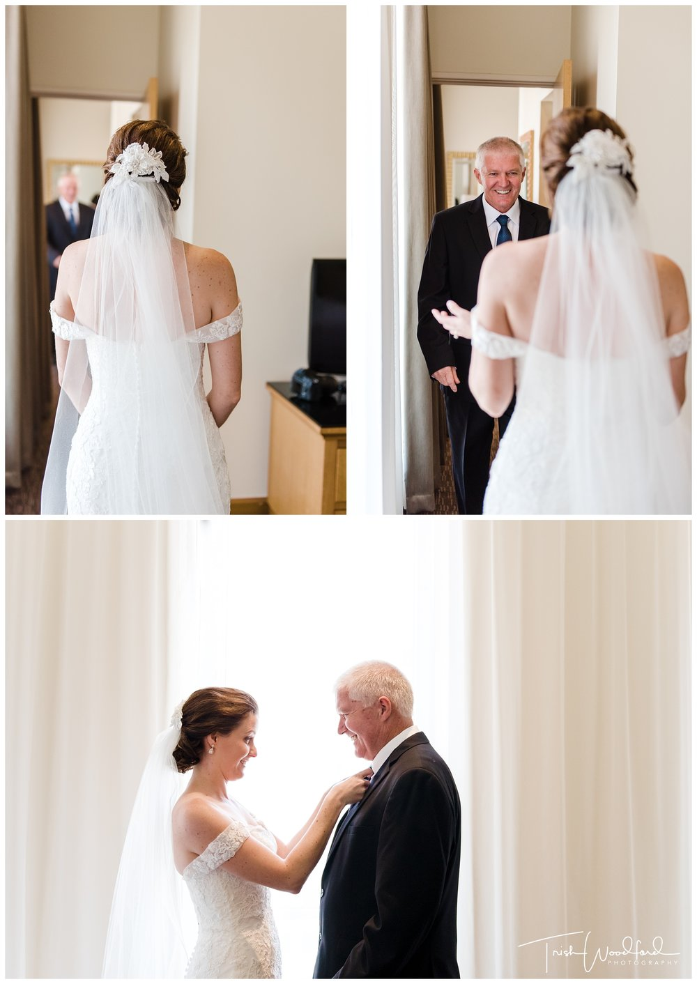 Father Daughter Perth Wedding