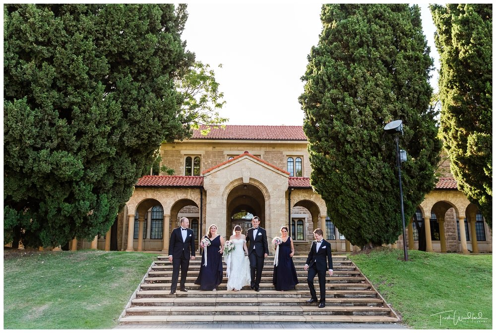 UWA Perth Wedding Photos