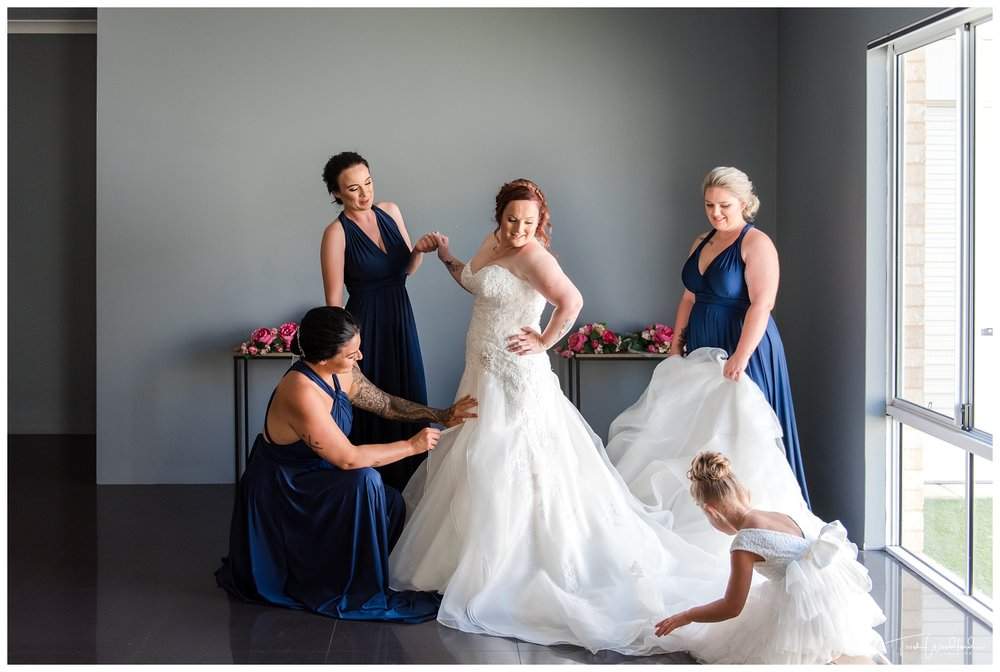 Perth Bride & Bridesmaids